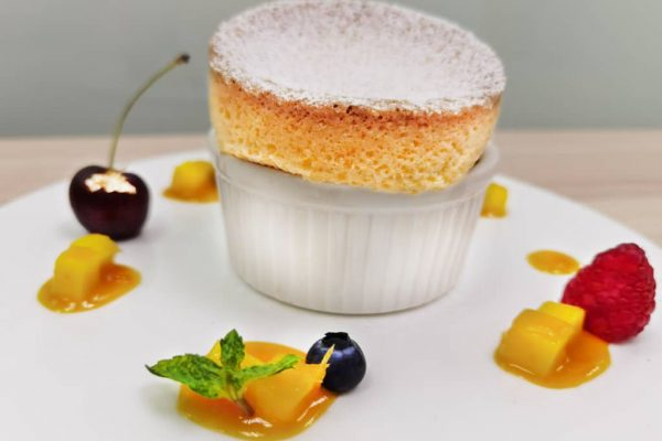 Edited Close Up Souffle