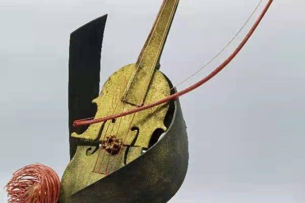Pastillage -violin (2)
