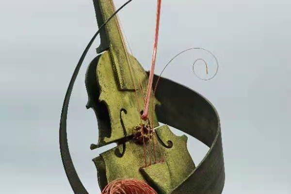 Pastillage -violin (3)