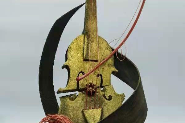 Pastillage -violin (4)