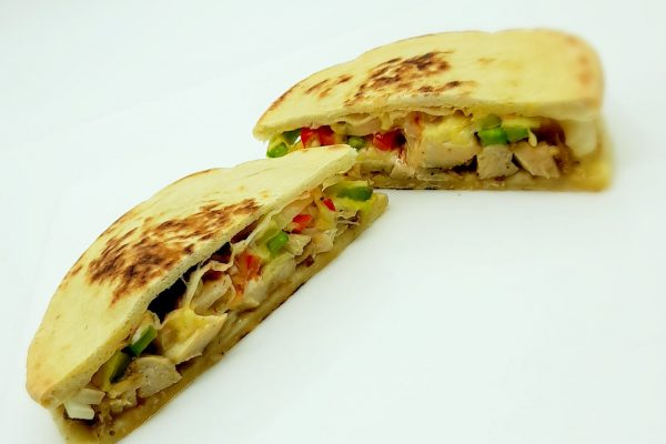 3. Tortilla Bread