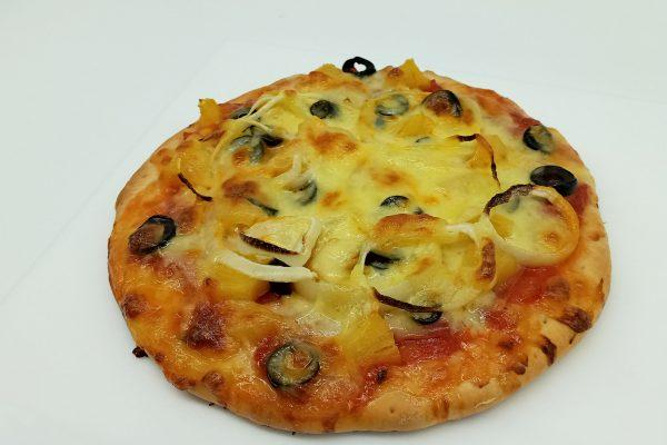 9. Hawaiian Pizza